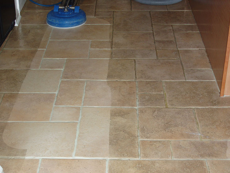 Tile and Grout Cleaning in London